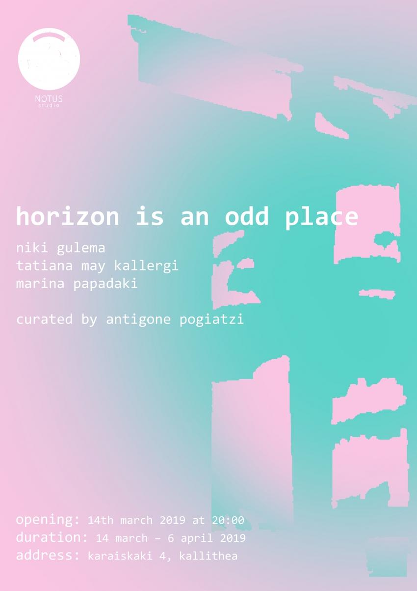 Horizon is an odd place