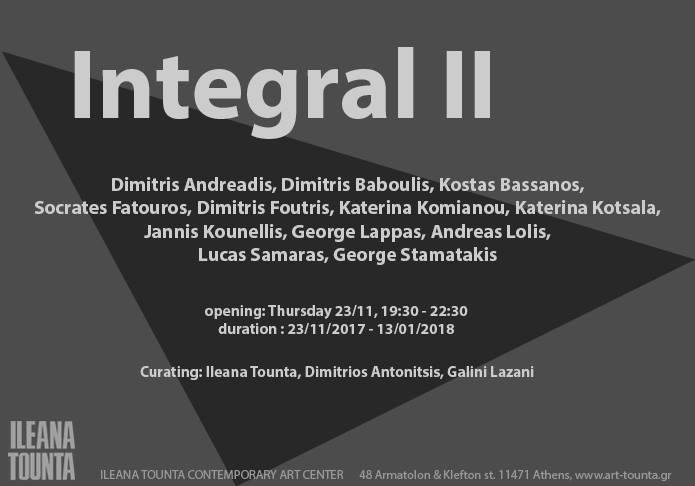 Integral II