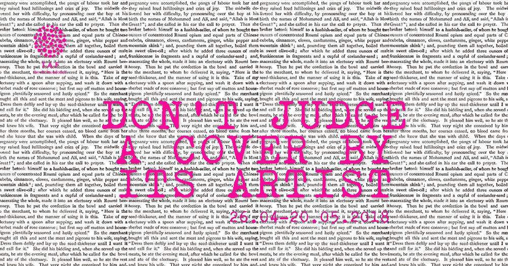Don't judge a cover by its artist
