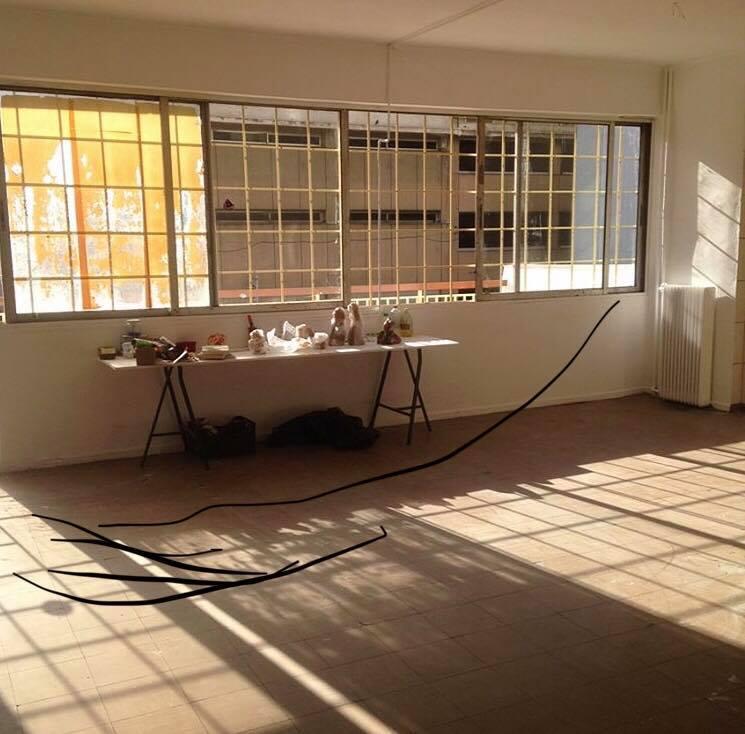 Open Studio- Lappas, Pavlou, Aldahl