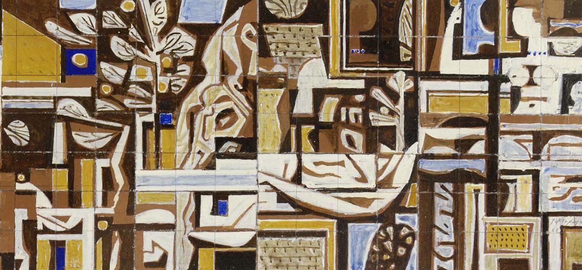 Retrospective exhibition of the great Greek painter Yannis Moralis