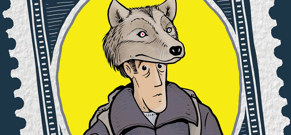 The Collector. Six Short Stories about a Bad Wolf